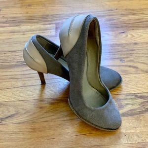 Kenneth Cole Reaction Leather Heels